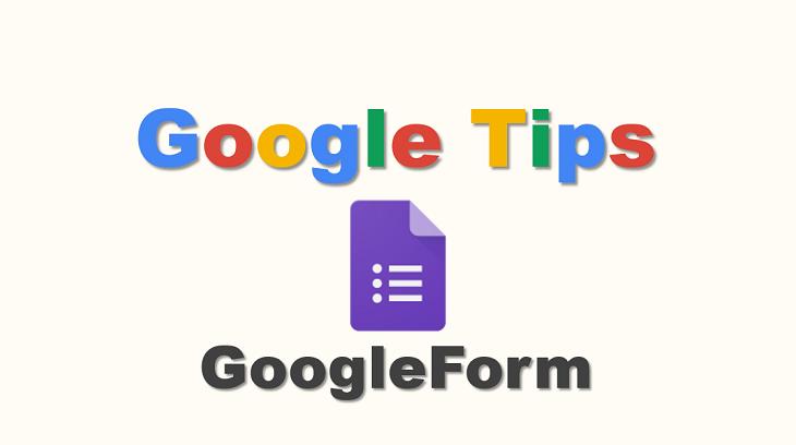 GoogleTips_Form